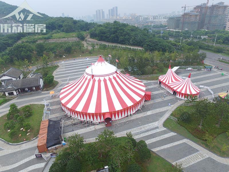 马戏团篷房价格