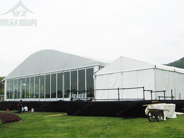 江苏拱形篷房