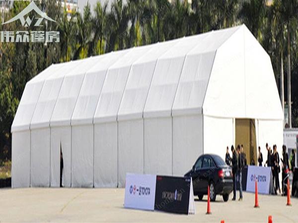 拱形篷房供应商