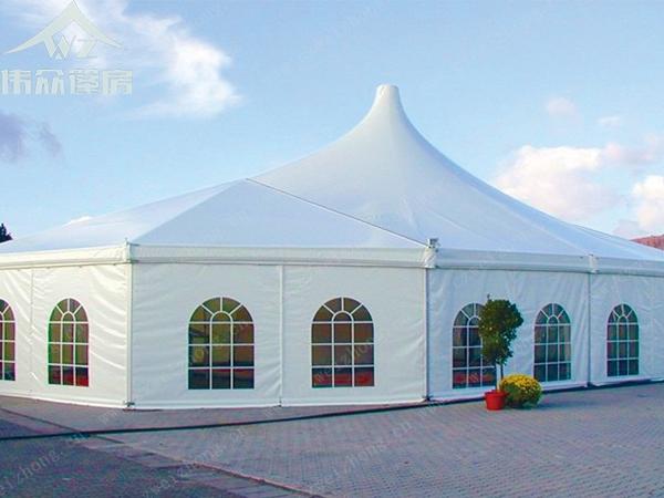 多边形篷房出租