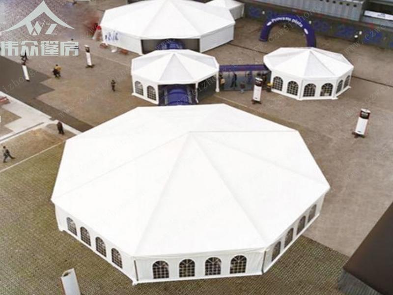 多边形篷房价格