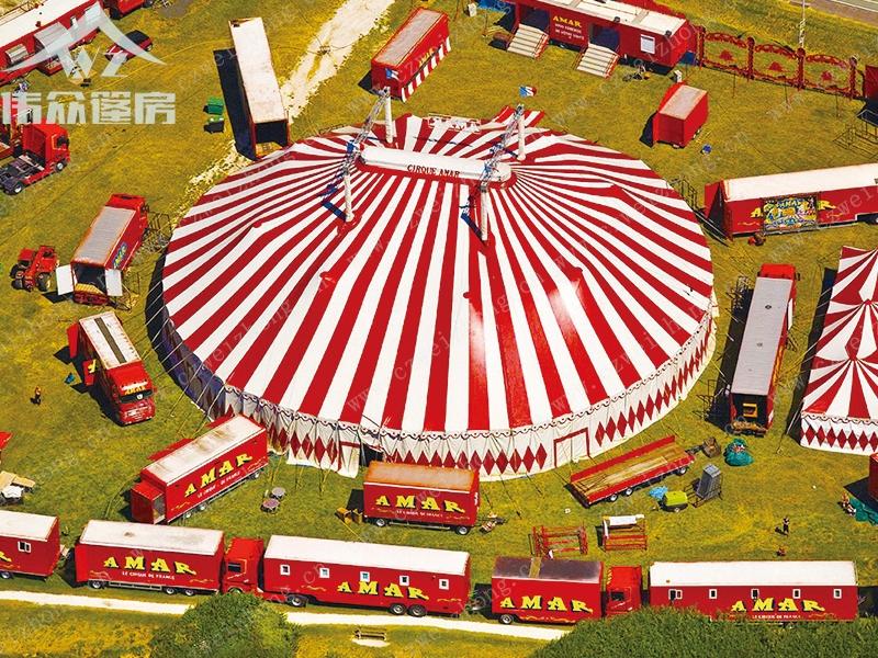 马戏团篷房
