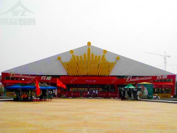活动展览篷房