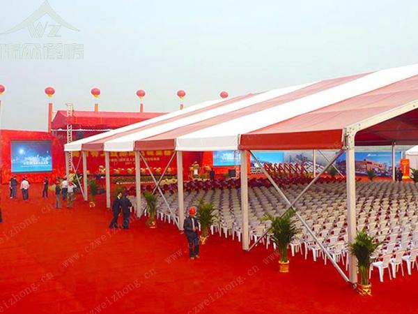 展览篷房供应商
