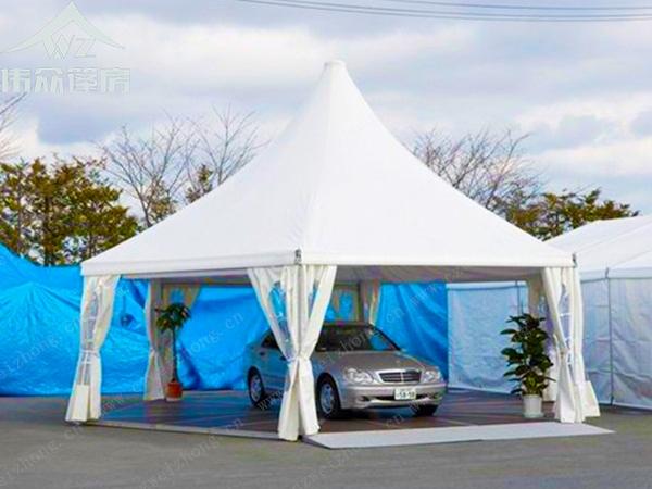 车展篷房供应商